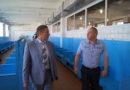 Глава города проверил ход ремонтных работ