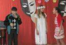 Школьный конкурс «Театральная мозаика»