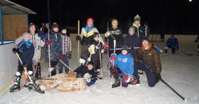 Воспитание будущих хоккеистов