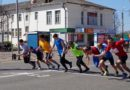 Легкоатлетическая эстафета на приз газеты «Наше время»