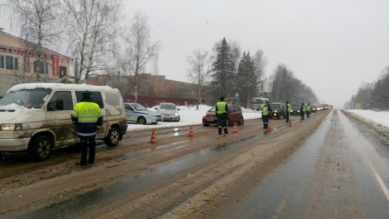 Происшествие со смертельным исходом случилось 28 мая в ивановском районе на перекрестке дорог ярославль - тейково