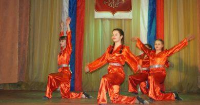 III городской открытый фестиваль танца «Созвездие Терпсихоры»