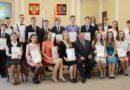 Глава региона встретился с лучшими выпускниками школ области