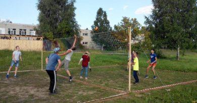 Морозовское поселение дружит со спортом