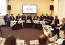 Станислав Воскресенский принял участие в совещании у помощника Президента РФ Андрея Белоусова по реализации программы «Цифровая экономика»
