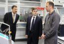 Станислав Воскресенский посетил компанию «Нейрософт»