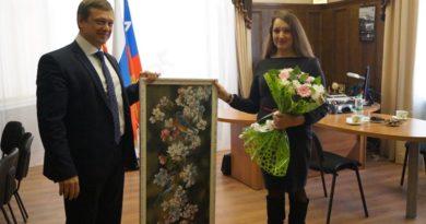Признана лучшей на Всероссийском конкурсе предпринимателей