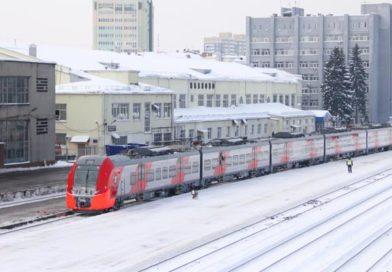 Первая испытательная поездка скоростной «Ласточки» Иваново – Москва завершилась успешно