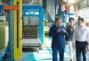 Станислав Воскресенский посетил ряд промышленных предприятий Тейковского района