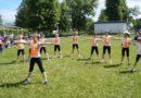 В спортивной школе прошли соревнования между пришкольными лагерями