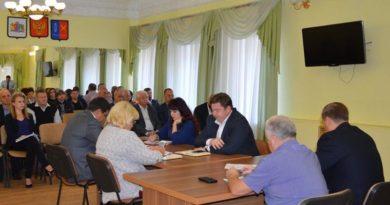 Начата работа над проектом бюджета города Тейково на 2019 год