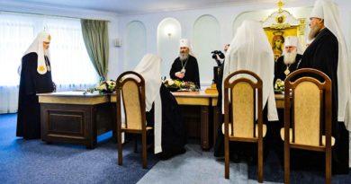 Решение Константинопольского патриарха разделило верующих