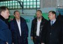 Высокопоставленные лица посетили Тейково