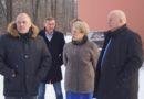 Тейковский район с рабочим визитом  посетил депутат Госдумы