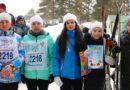 Спортсмены Тейковского района приняли участие в «Лыжне России»
