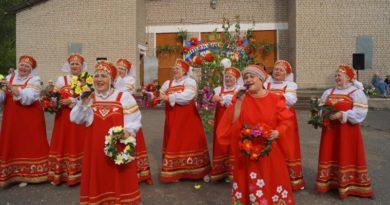 «В русской песне — народная жизнь»