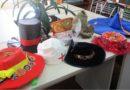 В районной библиотеке состоялся очередной творческий конкурс для библиотекарей, который назывался «Всё дело в шляпе»