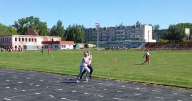 Учащиеся Тейковского района приняли участие в «Президентских спортивных играх»