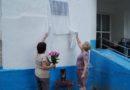 В Нерли на здании местной школы открыта памятная доска поэтессе Фаине Кузьминичне Акишиной