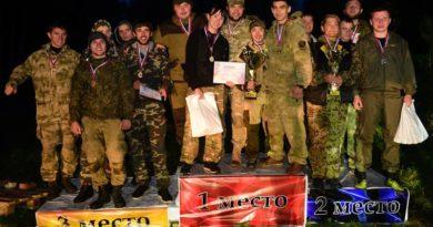 В Тейковском районе впервые  прошел Всероссийский турнир по лазертагу