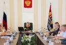 Вопросы профилактики гриппа обсудили на заседании санитарно-противоэпидемической комиссии региона
