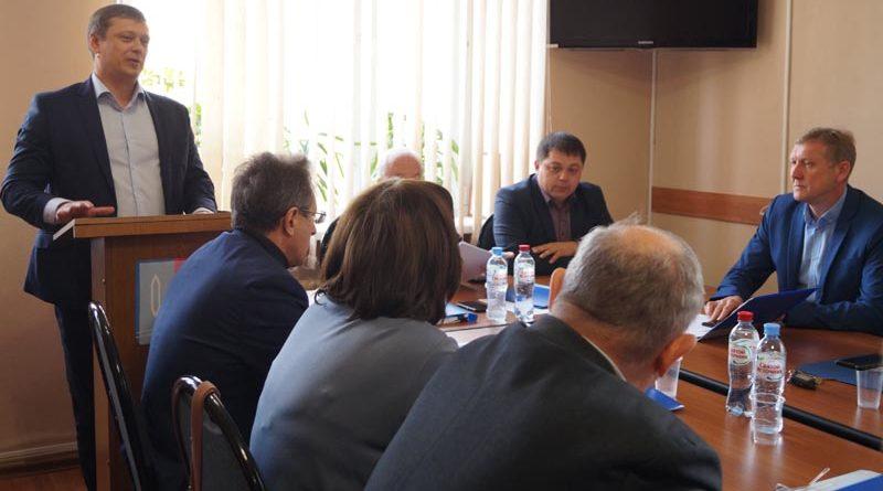 Глава города Сергей Рыбаков подал в отставку