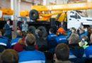 Машиностроительный завод «Автокран» увеличил объем производства в полтора раза