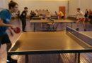 В рамках спартакиады школьников прошло первенство школ города по настольному теннису