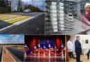 Главное за неделю в регионе: завершение ремонтных работ на дорогах, подготовка к форуму легкой промышленности, переход поликлиник на формат «бережливых»
