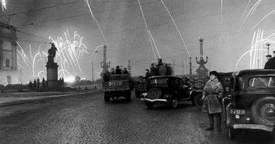 Ко Дню снятия блокады Ленинграда