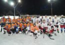 Тейковские хоккеисты проявили характер
