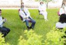 Станислав Воскресенский обсудил с врачами опыт борьбы с пандемией и решение наболевших проблем здравоохранения