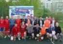 КЗ Машина – победитель городского турнира по мини-футболу «Весна – 2021»