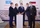 В Казахстане введена в эксплуатацию фабрика по производству геотекстиля