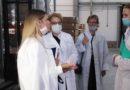 Рабочий визит заместителя председателя областного правительства Людмилы Дмитриевой