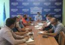 Совещание с главами поселений Тейковского района