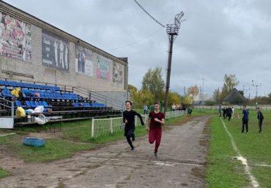 Состоялось открытие спортивных игр школьных спортивных клубов среди учащихся Тейковского района