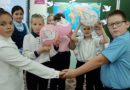 Учащиеся образовательных учреждений Тейковского района присоединились к акции «Голубь мира»