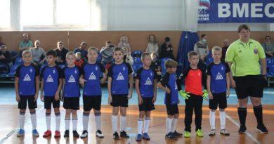 Стартовал юношеский турнир по мини-футболу на Кубок «Золотого кольца»